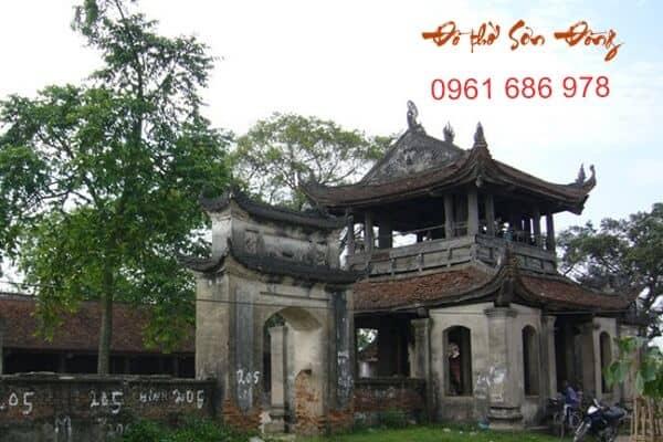 Chùa Đậu - Thường Tín Hà Tây