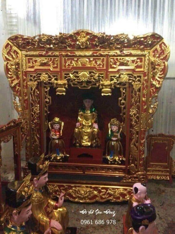 Khám thờ tượng