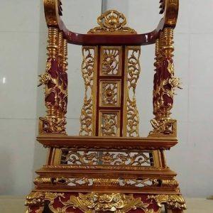 Ngai thờ gỗ hương