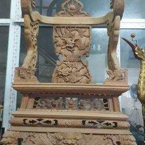 Ỷ thờ gỗ gụ thờ gia tiên