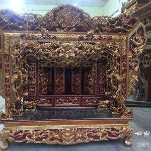 Khám thờ gia tiên đẹp