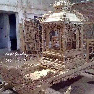 Kiệu thờ Bát Cống-1