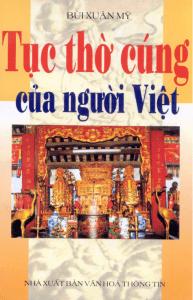 Sách Tục thờ cúng của người Việt
