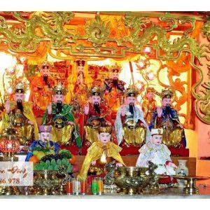 Đền thờ Ngọc Hoàng Thượng Đế