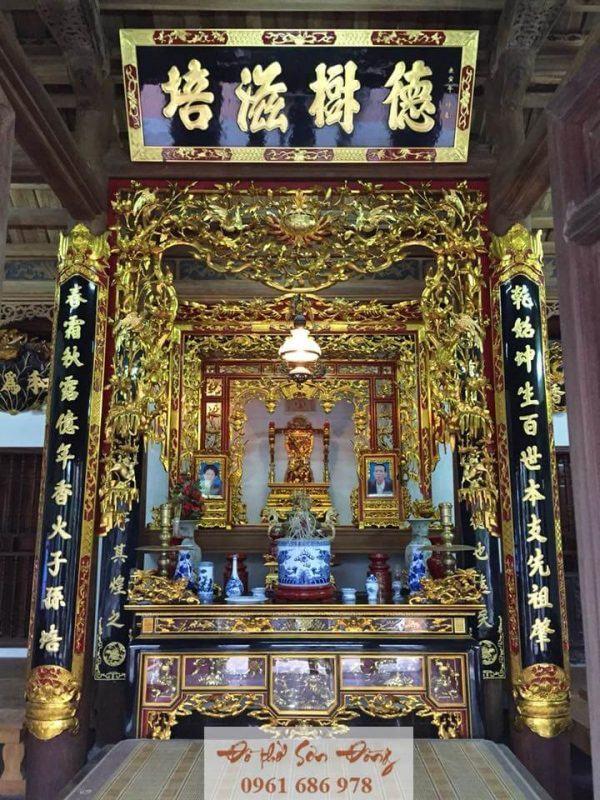Gian thờ Tổ tiên ông bà-1