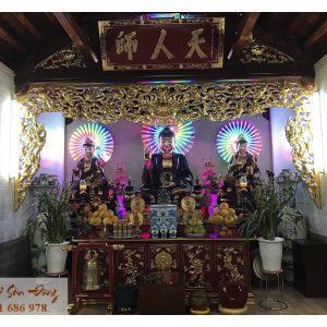 Nhà thờ Phật theo kiến trúc Huế