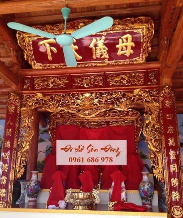 Thiết kế thi công ngôi chùa cổ-3
