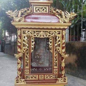 Khám tượng thờ Long Đình
