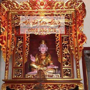 Khám thờ tượng Quan Hoàng