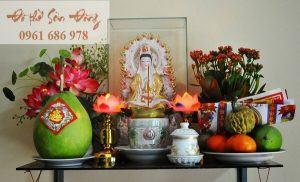 Hướng dẫn cách thỉnh Phật Bà Quan Âm về thờ tại gia