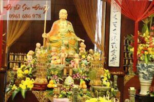 Văn khấn Địa Tạng Vương Bồ Tát - U Minh giáo chủ