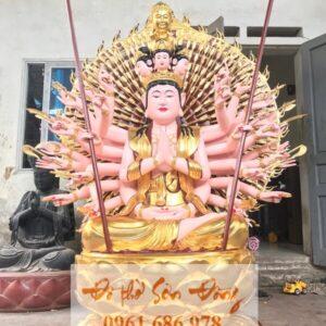 Mẫu tượng Phật bà đẹp 01