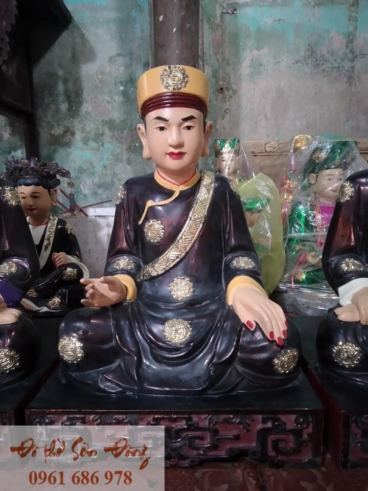Tượng thờ Tứ phủ Đạo mẫu giả cổ đẹp Sơn Đồng-5
